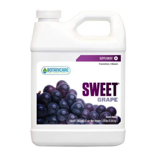 Botanicare Sweet Carbo Grape Quart