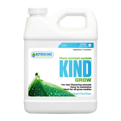 Botanicare Kind Grow Quart 2 - 2 - 4