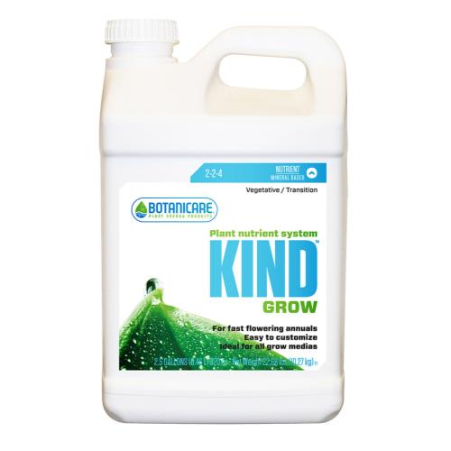 Botanicare Kind Grow 2.5 Gallon 2 - 2 - 4
