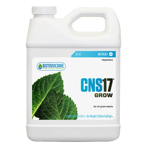 Botanicare CNS17 Grow Quart 3 - 1 - 2
