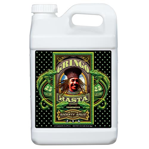 FoxFarm Gringo Rasta Lickety Split 2.5 Gallon