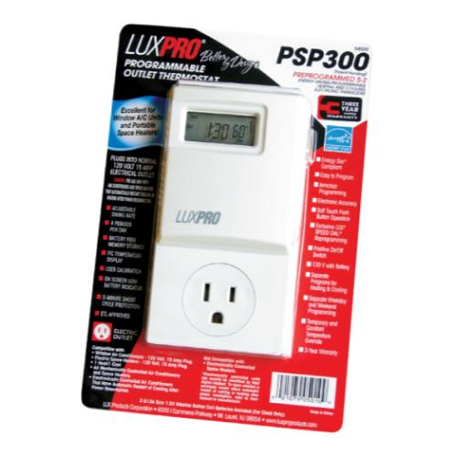 Luxpro Programmable Digital Thermostat