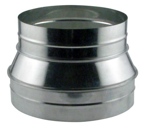 Ideal-Air Duct Reducer 12 in - 10 in