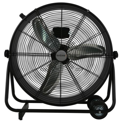 Hurricane Pro High Velocity Metal Drum Fan 24 in