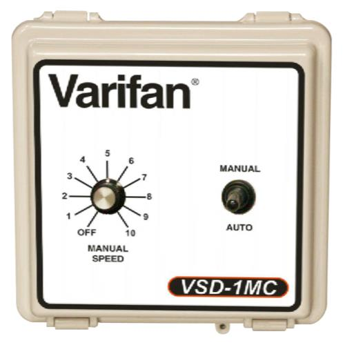 Vostermans Variable Speed Drive 10 Amp w/ Manual Override