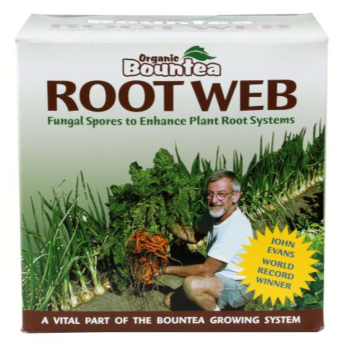 Organic Bountea Root Web 5 lb