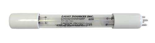 UV Bulb High Output 6 in (For Uvonair Inline 8 in)