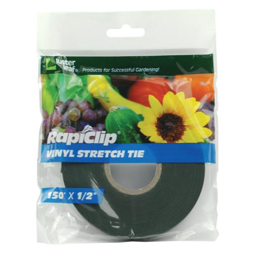 Luster Leaf Rapiclip Vinyl Stretch Tie 0.5 in