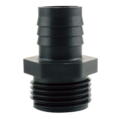 Hydro Flow Garden Hose Threaded Adapter 3/4 in (10/bag)
