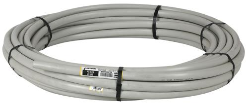 Netafim UV White Polyethylene Tubing 3/4 in (.82 in ID x .94 in OD) - 100 ft