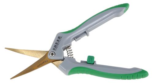 Shear Perfection Platinum Series Titanium Trimming Shear 2 in - Curved