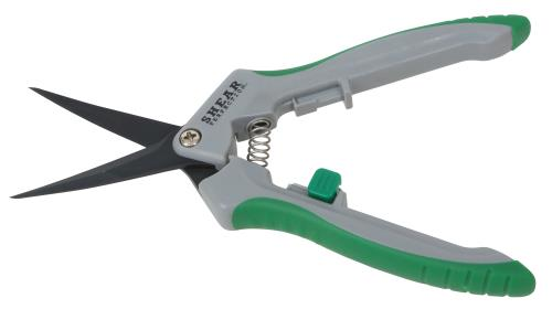 Shear Perfection Platinum Trimming Shear - 2 in Curved Non-Stick Blades