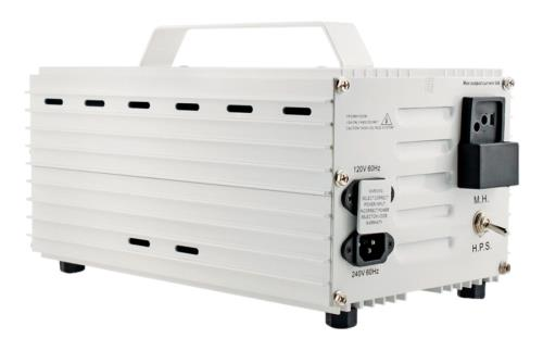 Harvest Pro Switchable 400 Watt Ballast Magnetic