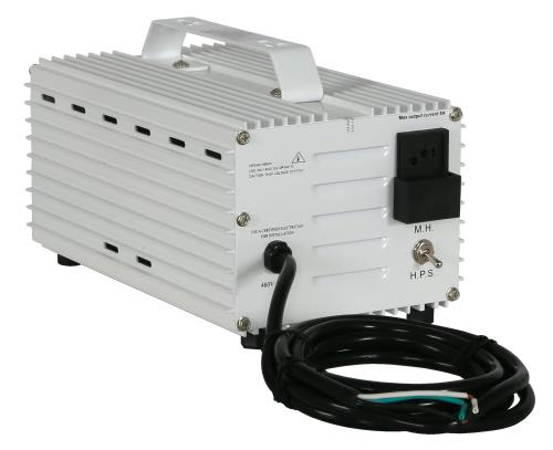 Harvest Pro Switchable 1000 Watt Ballast  - 480 Volt*
