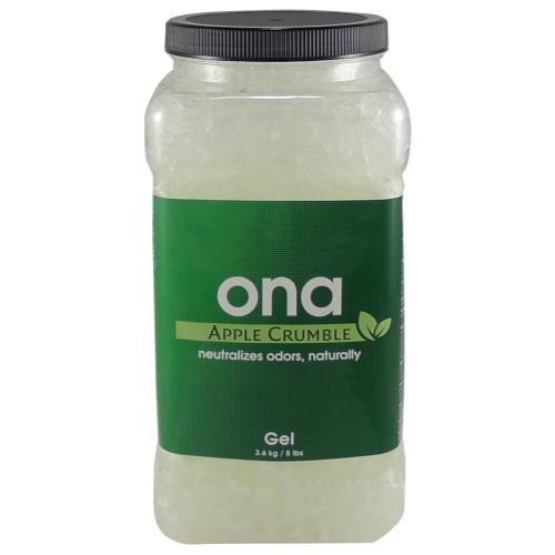Ona Apple Crumble 4 Liter Gel Jar