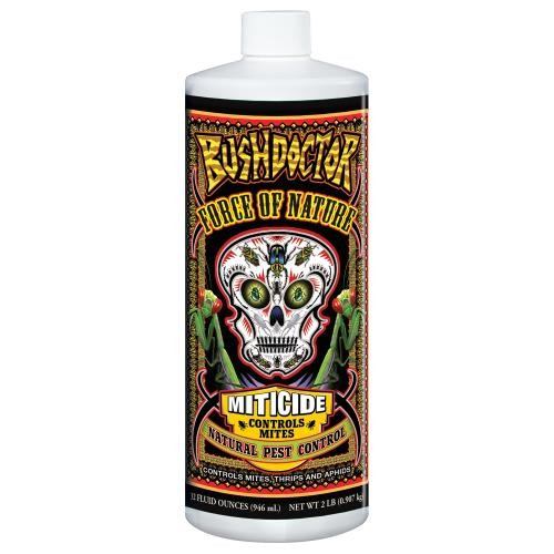 FoxFarm Force of Nature Miticide Quart - Concentrate