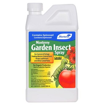 Insect Spray w/ Spinosad Quart