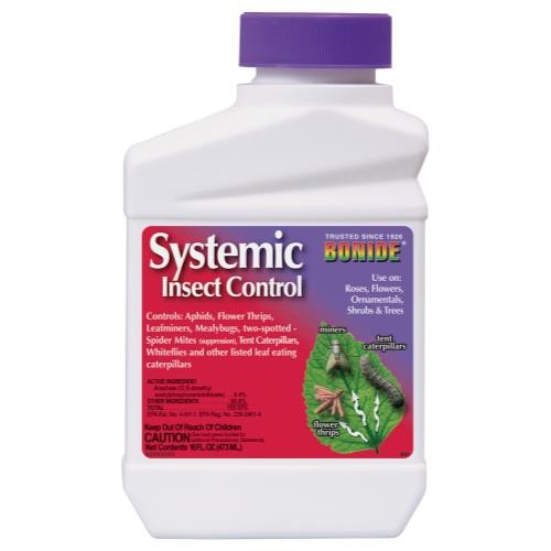 Bonide  Systemic Insect Control Conc. Pint