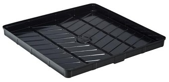 Botanicare OD Black 3 ft x 3 ft Tray