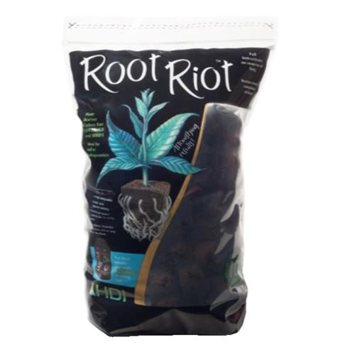 Root Riot Replacement Cubes - 100 Cubes