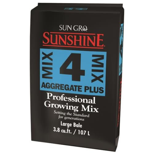 Sunshine Mix # 4 Aggregate Plus Bale 3.8 cu ft
