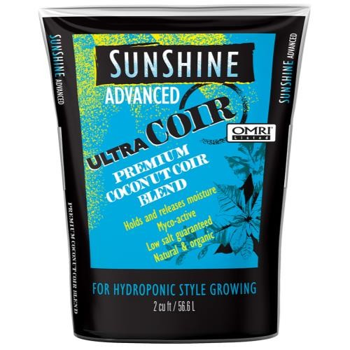 Sunshine Advanced Ultra Coir Loose 2 cu ft