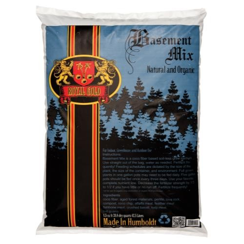 Royal Gold Basement Mix 1.5 cu ft