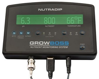 Future Harvest Grow Boss - Nutrient Monitor