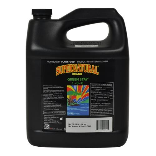 Supernatural Green Stay 4 Liter