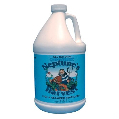 Neptune's Harvest Fish & Seaweed Fertilizer Gallon