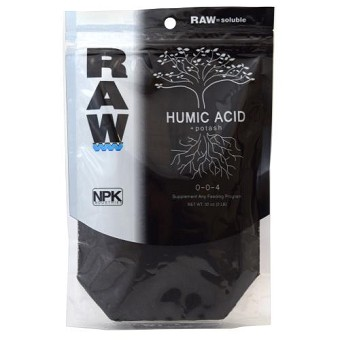 RAW Humic Acid 2 lb 0 - 0 - 4