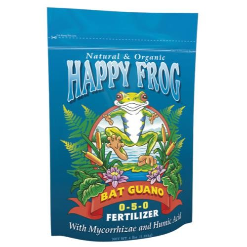 Happy Frog High Phosphorus Bat Guano 4 lb 0 - 5 - 0