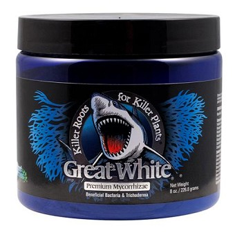 Great White Mycorrhizae 8 oz