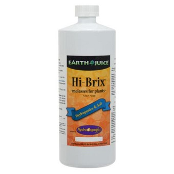 Earth Juice Hi-Brix Molasses Quart
