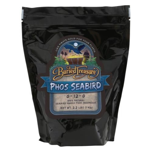Buried Treasure Phos Seabird Guano 0-12-0 2.2 lb