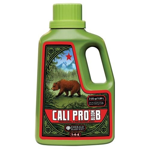 Emerald Harvest Cali Pro Bloom B 2 Qrt/1.9 L