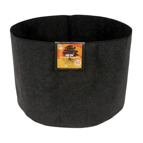 Gro Pro Essential Round Fabric Pot 100 Gallon