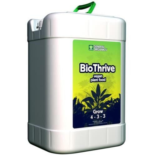GH BioThrive Grow 6 Gallon 4 - 3 - 3
