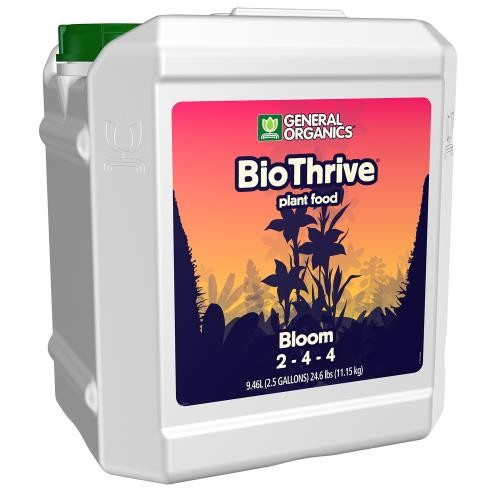 GH BioThrive Bloom 2.5 Gallon 2 - 4 - 4