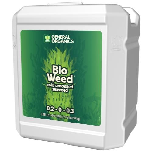 GH BioWeed 2.5 Gallon 0.2 - 0 - 0.3