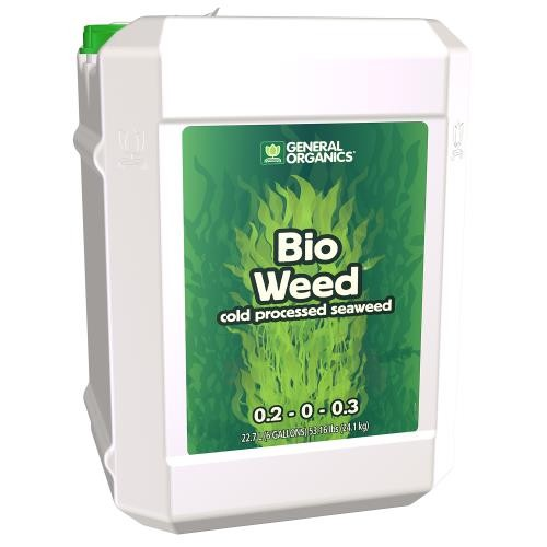 GH BioWeed 6 Gallon 0.2 - 0 - 0.3