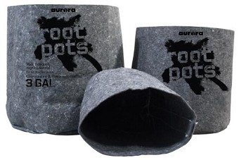 Root Pot 5 Gallon Fabric Pots