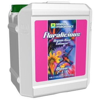 GH Floralicious Bloom 2.5 Gallon  1 - 1 - 1