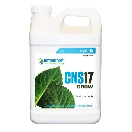 Botanicare CNS17 Grow 2.5 Gallon 3 - 1 - 2