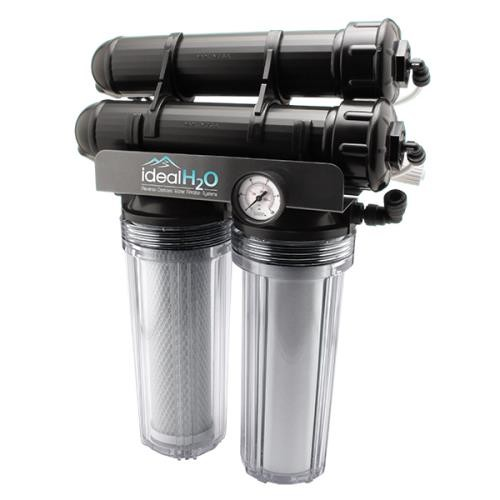 Ideal H2O Premium Reverse Osmosis System - 200 GPD