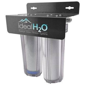 Ideal H2O De-Chlorinator System 10 in
