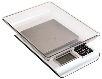 Measure Master 1000g Digital Scale w/ Tray