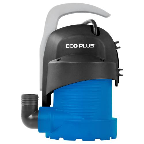 EcoPlus Elite Series Utility Submersible Pump 1/12 HP - 1530 GH