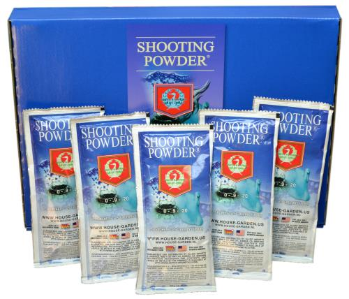 House and Garden Shooting Powder Sachet - Bulk