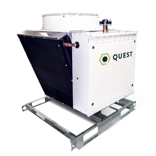 Quest IQ Unitary HVAC Dry Cooler